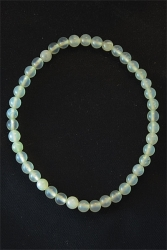 Bracelet jade de chine 4mm
