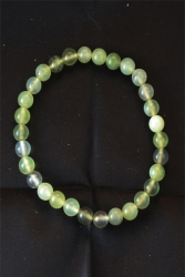 Bracelet jade de chine 6mm